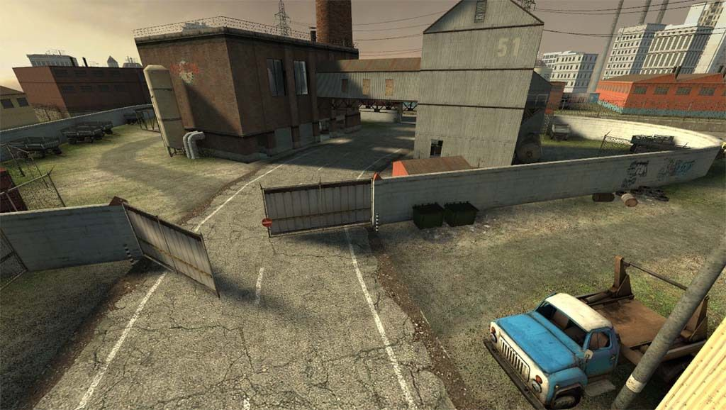 Counter-Strike: Source v34 and v91