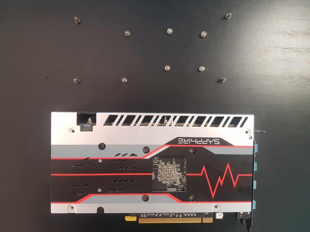 Как заменить термопасту на видеокарте