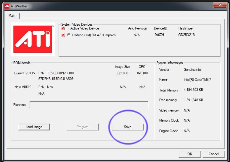 Polaris BIOS Editor руководство как пользоваться