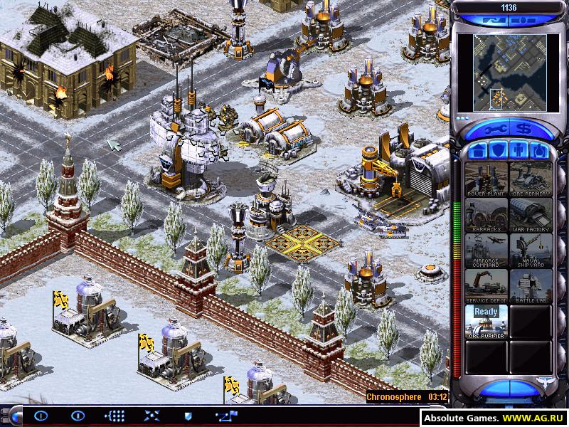Command & Conquer: Red Alert 2 and Yuri's Revenge