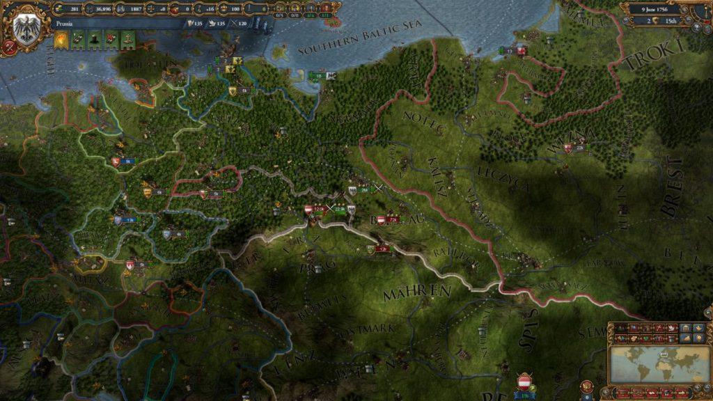 Europe Universalis 4