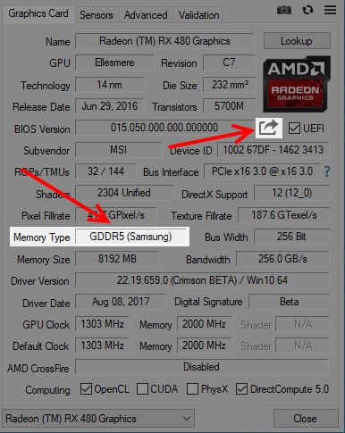 Как перепрошить биос на AMD Radeon RX 400/500 для майнинга Ethereum