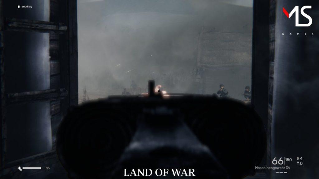 Land of War: The Beginning