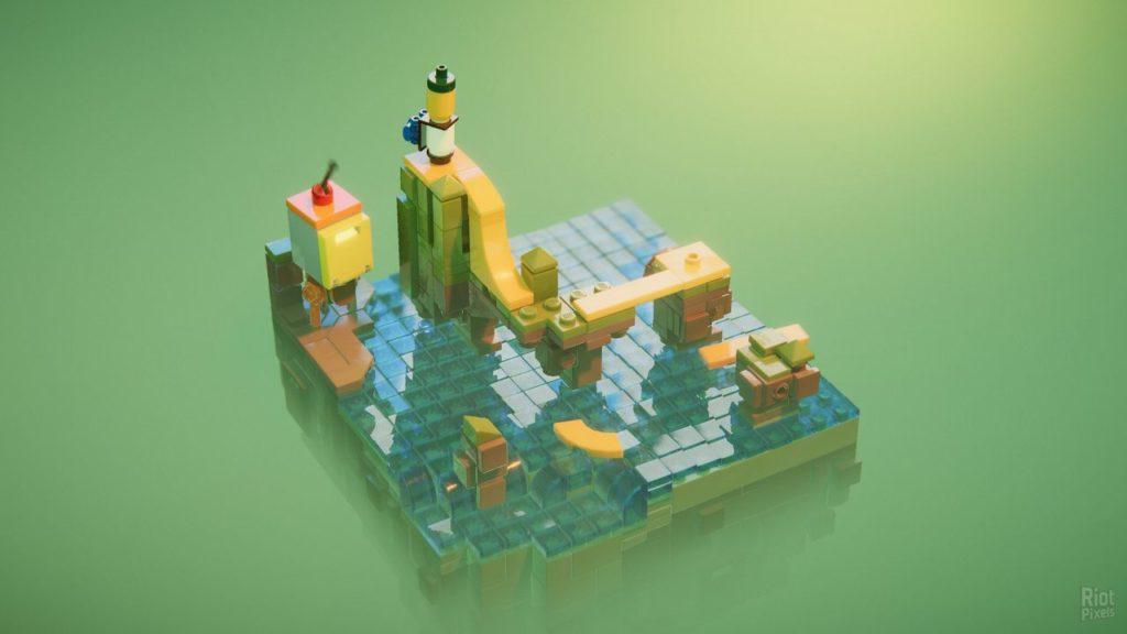 LEGO Builder's Journey