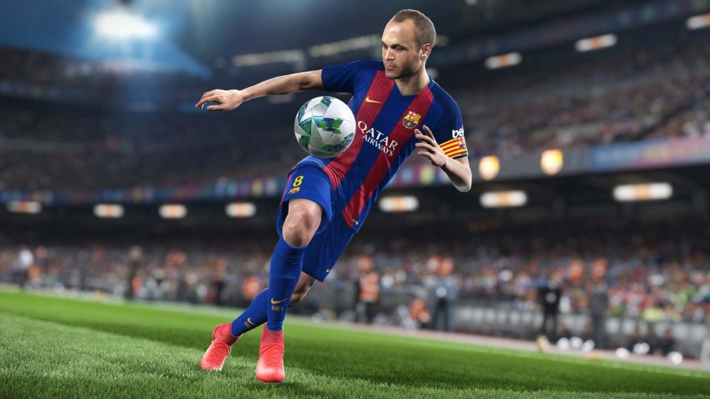 Pro Evolution Soccer 2018: FC Barcelona Edition