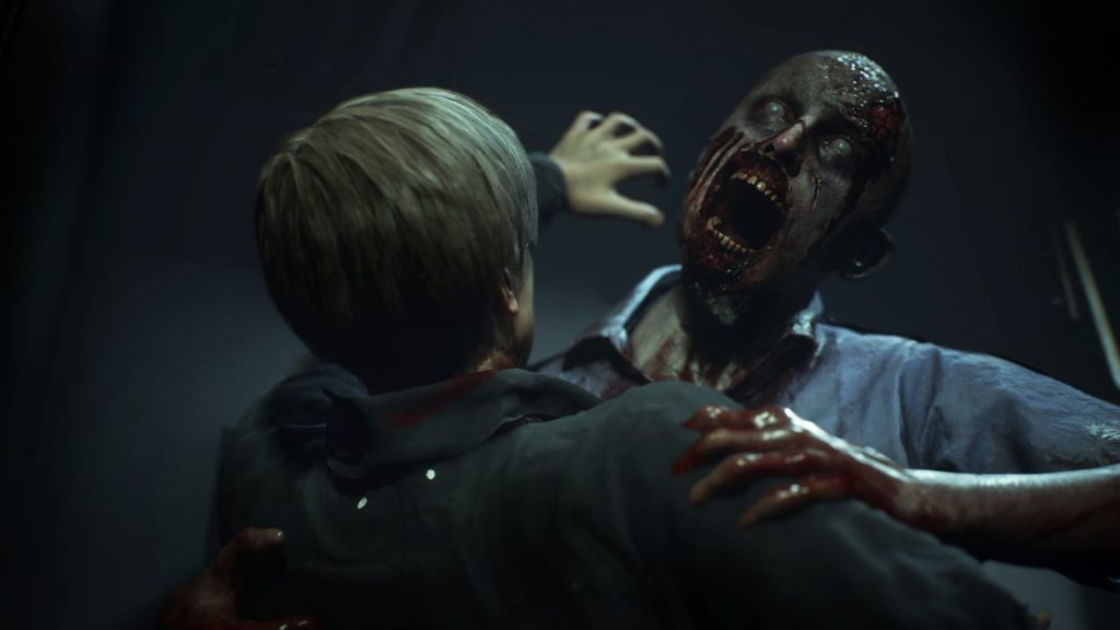 Resident Evil 2 remake Biohazard RE:2